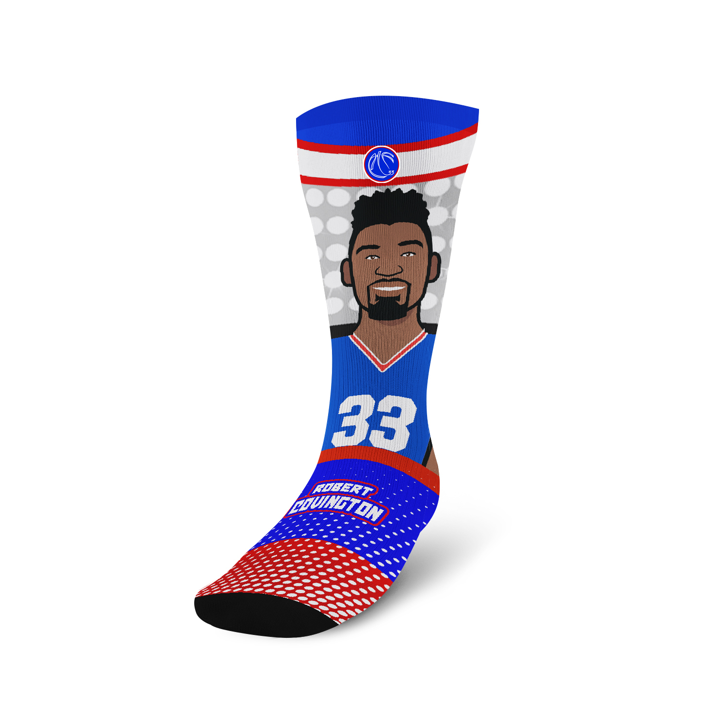 Robert-Covington-cartoon-sock